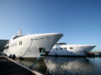 43m Luxury Motor Yacht's
